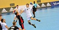 Юношеский чемпионат мира по гандболу: сборные Грузии и Германии