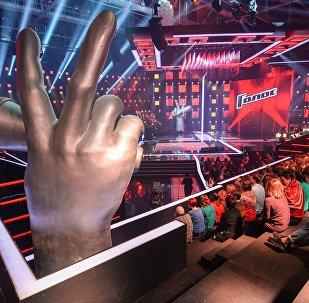 Прогон четвертьфинала шоу Голос