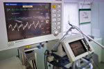 Отделение реанимации в больнице