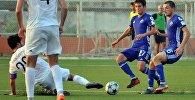 Футбол. Матч между тбилисским Динамо и Самтредиа