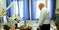 Леван Изория навещает военнослужащих в Германии