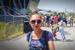 Везде одни туристы: репортер Sputnik о канатке в Тбилиси