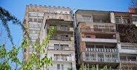 Пристройки к жилым домам грузинской столицы