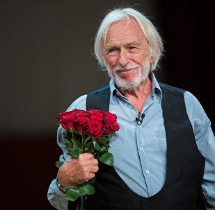 Французский актёр Пьер Ришар