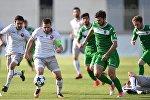 Футбольные клубы Локомотив (Тбилиси) и Торпедо (Кутаиси)