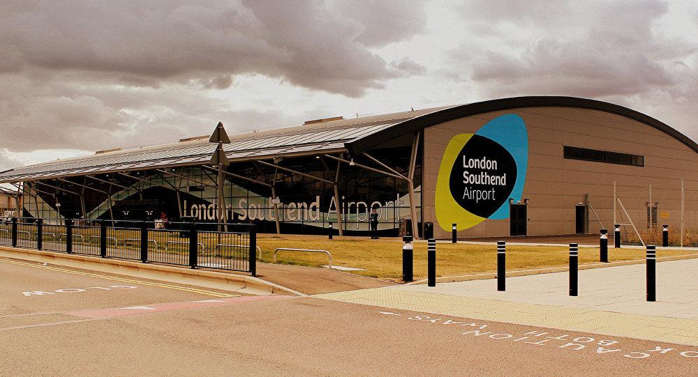Лондонский аэропорт Саутенд. Архивное фото