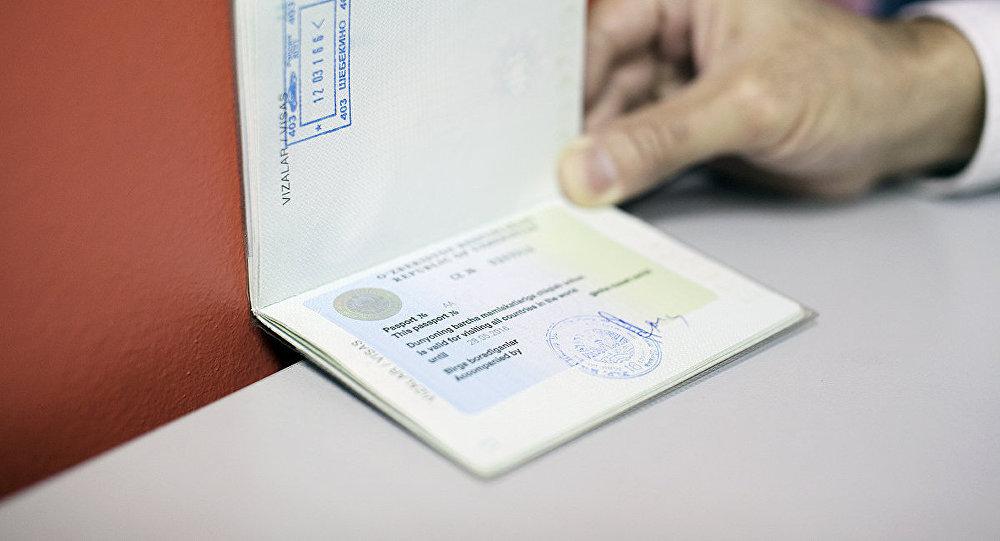 ВУзбекистане загранпаспорта введут с1января 2019г