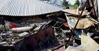 ბათუმში გაზგასამართი სახდურის აფეთქებამ სახლები დაანგრია