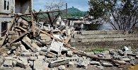 დანგრეული სახლები, დამწვარი მანქანები: ბათუმში მომხდარი აფეთქება