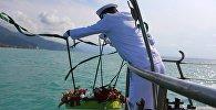 В Грузии почтили память грузинских ныряльщиков, погибших год назад