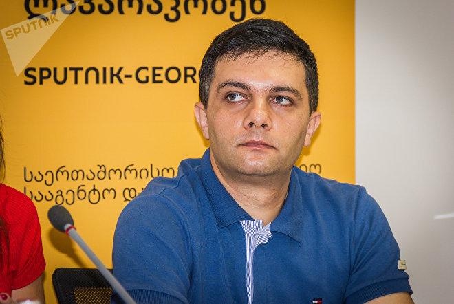Директор интернет телевидения Патриот Георгий Иремадзе