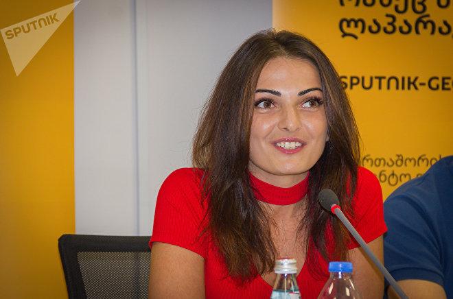 Член Национального подготовительного комитета XIX Всемирного фестиваля молодежи и студентов Нестан Читая