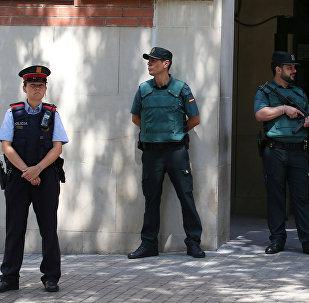 ესპანური პოლიცია