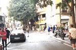 Теракт в центре Барселоны