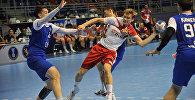 Юношеский чемпионат мира по гандболу: сборные России и Дании