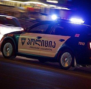 საპატრულო პოლიციის ავტომობილი