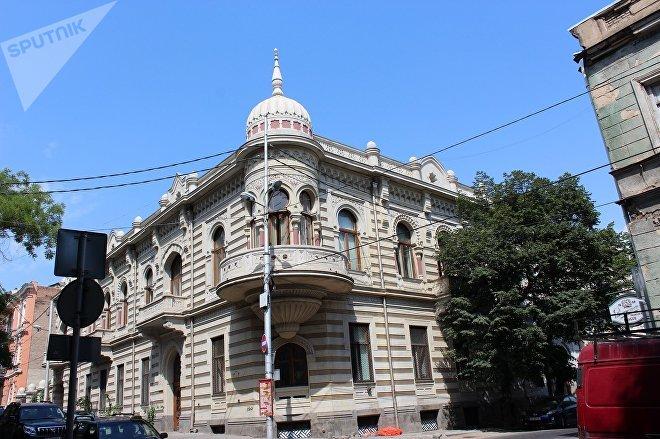 Дом предпринимателя Михаила Калантарова