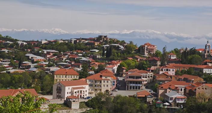Видео венгерского режиссера о Грузии