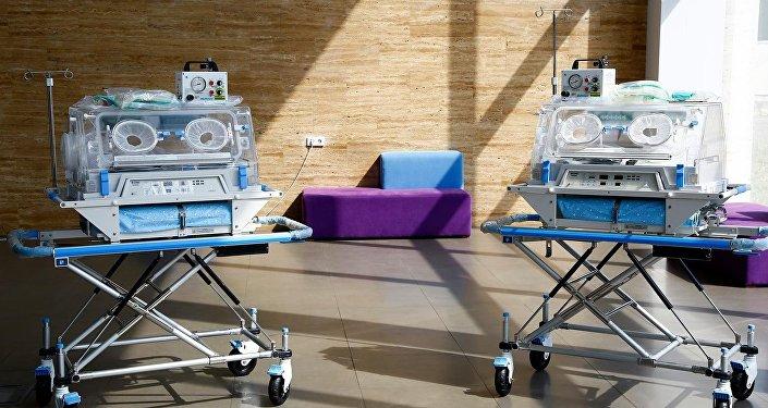 Транспортные инкубаторы для новорожденных