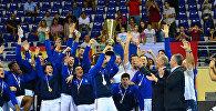 Юношеская сборная Франции по гандболу стала чемпионом Мира