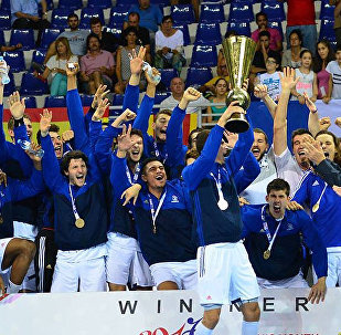 ხელბურთში მსოფლიო ჩემპიონი საფრანგეთის ნაკრები გახდა