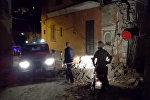 Разрушительное землетрясение в Италии