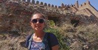 Древняя крепость Нарикала в объективе мобильного репортера Sputnik