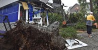 Последствия урагана в Гурии