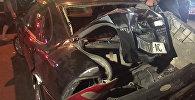 Грузовик протаранил 20 автомобилей в Тбилиси: кадры с места аварии