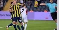 Полузащитник Джаба Джигаури, выступающий за македонский Вардар, забил гол