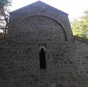 Монастырь Иоанна Крестителя, где обнаружена могила царя Квирике III