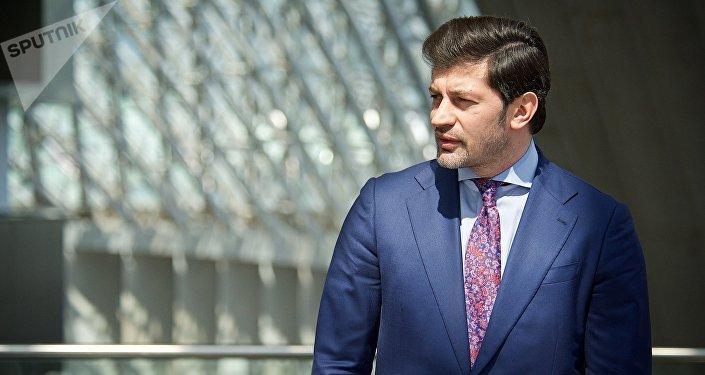 Вице-премьер, министр энергетики Грузии Каха Каладзе