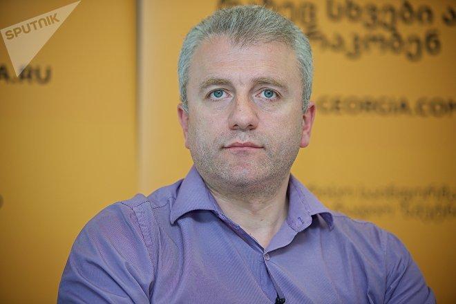 Основатель компании Bitcoin Embassy Georgia Алекс Судадзе