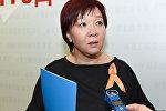 Лидер национального движения Не Молчи KZ Дина Смаилова