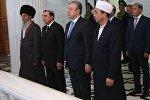 Визит премьера Грузии Георгия Квирикашвили в Турменистан