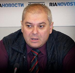 Руководитель Центра по исследованию терроризма и политического насилия Бадри Начкебия
