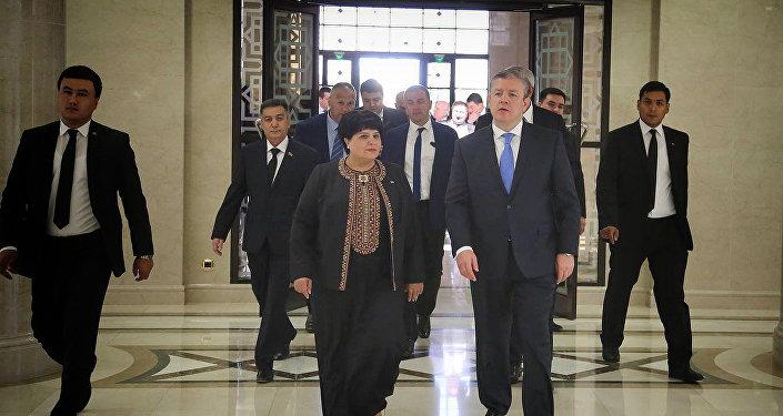 Руководителя МИД РФ иТуркмении обсудили подготовку встречи президентов 2-х стран