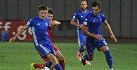 С мячом Георгий Чакветадзе Динамо  Тбилиси
