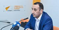 Историк и блогер Ризван Гусейнов