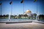 Грузинская делегация в Туркменистане