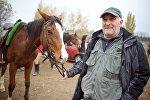 Директор Тбилисского зоопарка Зураб Гуриелидзе