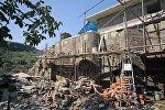Восстановление крепости Нарикала в Тбилиси