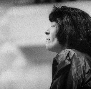 Грузинская и российская пианистка Элисо Вирсаладзе