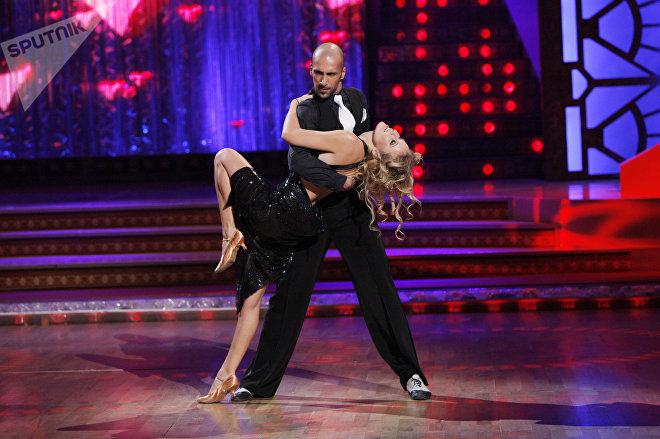 Съемки нового сезона телепроекта Танцы со звездами