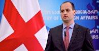 Министр иностранных дел Грузии Михаил Джанелидзе