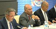 Президент ЕБРР Сума Чакрабарти в Грузии