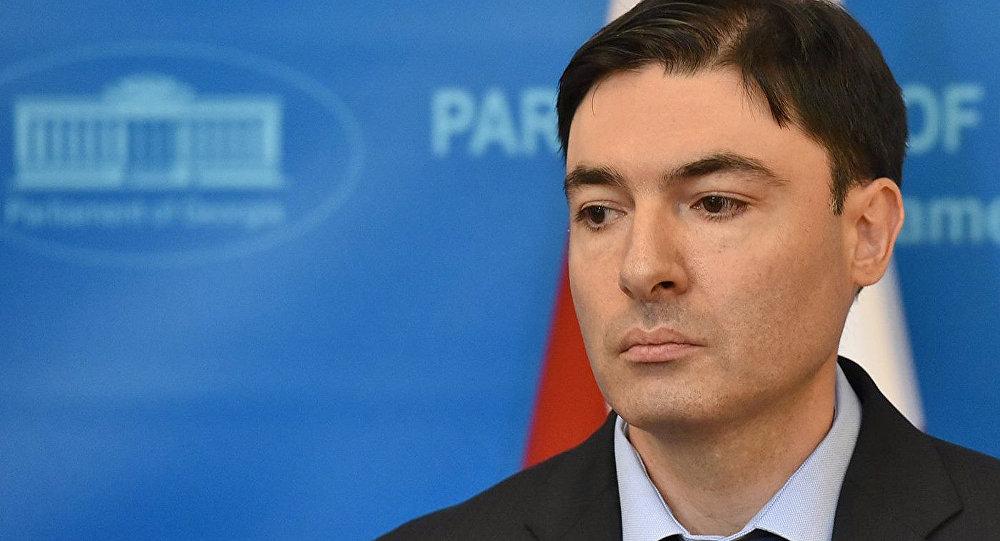 Кандидат на пост Генерального аудитора Ираклий Меквабишвили