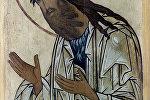 Репродукция иконы Иоанн Предтеча