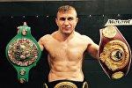 Грузинский боксер Автандил Хурцидзе