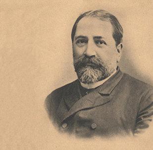 Князь, поэт и публицист Илья Григорьевич Чавчавадзе